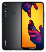Huawei P20 Lite | 64 GB | Schwarz | ohne Simlock | Single Sim