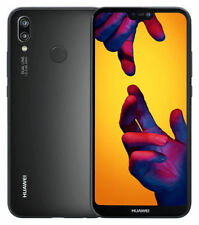 Huawei P20 lite - 64GB - Midnight Black (Unlocked) Smartphone (Dual SIM)
