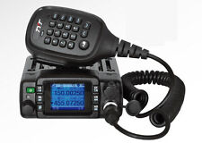 TYT TH-8600 Dual Band 25W Mini Mobile Radio with Programming Cable + Software