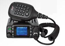 TyT TH-8600 doble banda 25W Radio Móvil Mini con Cable de programación + Software