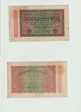 20.000 Mark 1923 F-MV Deutsches Reich - Reichsbanknote - 0314