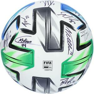 Inter Miami CF Signed Match-Used Ball - 2020 Season with 25 Signatures - A50779