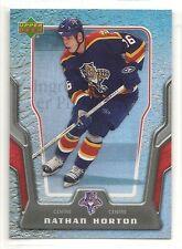 2007-08 Upper Deck McDonald's - #31 - Nathan Horton - Florida Panthers