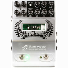 Two Notes Audio Le Clean 2-Channel Guitar Tube Preamp and Overdrive Pedal
