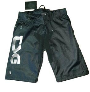 TSG MTB-Shorts Plain Schwarz/Grau Gr. M Herren TE3.12