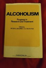 ALCOHOLISM PROGRESS IN RESEARCH AND TREATMENT BOURNE AND FOX 1973 RECOVERY HELP