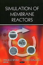 Simulation of Membrane Reactors by Gallucci, Fausto, Basile, Angelo | Hardcover