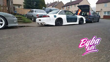 Nissan 200sx S14/a ORIGIN Racing Line Rear Bumper  Drift Drag Kits SR CA JZ RB