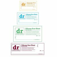 Silicone Scar Treatment  - Gel Sheet - Repair / Removal / Reduction - All Sizes