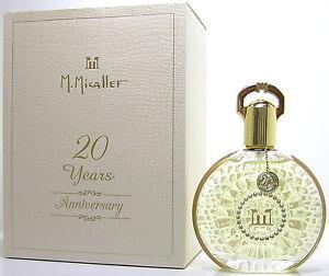 M.Micallef 20 Years Anniversary 100 ML Edp Spray