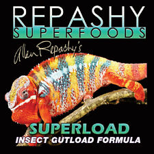 Repashy SuperLoad Insect Gutload Cricket Dubia Roach Bearded Dragon Gecko Frog