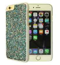 Blue Silver Made with Swarovski Crystal Bling Glitter Shiny Case iPhone 7/8 Plus