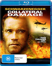 Collateral Damage (Blu-Ray,2002)