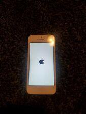 Apple iPhone 5  32GB (Verizon) *Silver/White* See Description