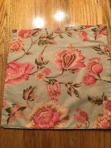 """April Cornell cotton pillow cases 15"""" x 15.5"""""""