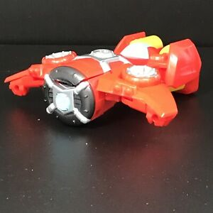 """hot Shot Rescue Bots Academy Transformers 5"""" Action Figure Robot Vehicle Age 3+"""