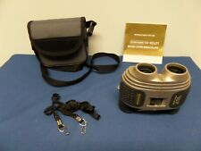 Sunagor Zoom Micro Binoculars 10-40 x 21 with Case and Instructions.