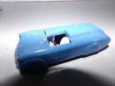 voiture miniature 1/43  ELIGOR  RENAULT 4 CV BARQUETTE DES RECORDS DE 1952