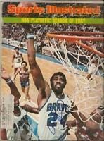 Gar Heard Signed April 28 1975 Sports Illustrated Full Magazine Braves