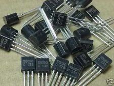 Lot de 15 Transistors S 8050 NPN 0,625w 1,5a neufs TO92