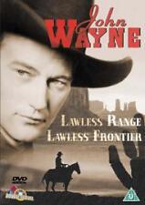 Lawless Range / Lawless Frontier (DVD, 2003) Western ( John Wayne )