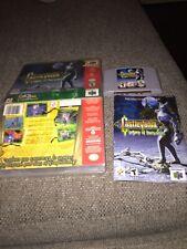 Castlevania Legacy Of Darkness N64, Nintendo 64 Cart & Manual W/ Case***