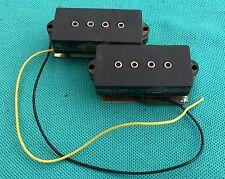 1984 Ibanez RB650 Roadstar II Bass Guitar Original Pickup Set Made in Japan