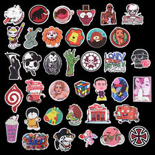 100 Pcs Sticker Bomb Decal Vinyl Roll for Car Skate Skateboard Luggage Laptop