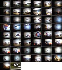 8 mm Film-Privat 1973.Flug Schau.Flugplatz.Flugzeuge Großheim-Antique Film