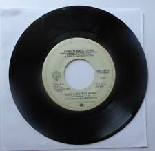 Christopher Cross 45 RPM Record-Ride Like The Wind