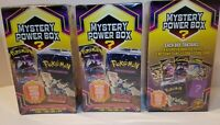 3 Pack of Pokémon Power Box 7 , Contains Vintage packs 1:5.