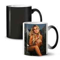 Naked Hot Girl Photo NEW Colour Changing Tea Coffee Mug 11 oz | Wellcoda