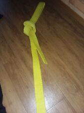 Kwon Club Line Martial Arts Yellow Belt Size 0
