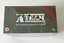 The A-Team - The Ultimate Collection Dvd Complete Series on 27 Discs Non-Usa Pal