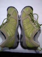 KEEN Ambler Green Sz 7.5 Women Low Hiking Shoes
