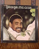 George McCrae self titled LP TK Records Rare Sealed Mint
