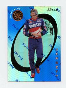 Dale Jarrett 1997 Pinnacle Certified Mirror Blue Parallel Insert Card 1:199 #15