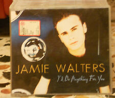 JAMIE WALTERS - I'D DO ANYTHING FOR YOU - I'M ALIVE - RECKLESS - cd slim case