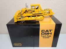 Caterpillar Cat D9H Dozer w/ Metal Tracks - CCM 1:48 Scale Diecast Model