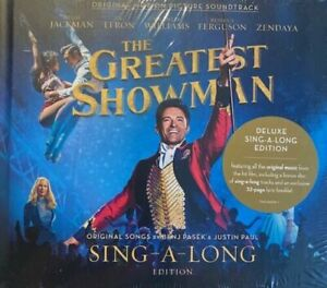 The Greatest Showman - Sing-A-Long Version Soundtrack (DELUXE EDITION) New CD