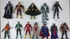 DC COMICS NEW 52 FIGURE LOT - 12 FIGURES IN EXCELLENT CONDITION