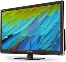 Sharp LC-24DHF4011K 24 inch LED HDMI TV - Black