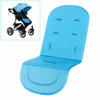 Baby Stroller Pram Pushchair Liner Pad Cover Mat Car Seat Chair Cushion Blue