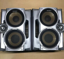 Sony Two SS-RG 440 Hybrid Dual Woofer