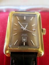 Exquisite Vintage 1980s Swiss-made Tissot Seven Automatic Watch