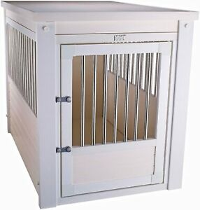 Habitat N' Home ecoFLEX InnPlace Crate with Stainless Steel Spindles EHHC404L