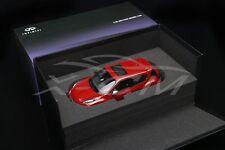 Diecast Car Model Infiniti ESQ 1:18 (Orange/Red) + GIFT!!!