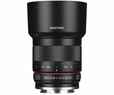 Objetivos fijan Samyang 50mm para cámaras