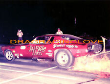 """Jungle Jim"" Liberman 1970 Chevy Camaro NITRO Funny Car PHOTO! #(70)"