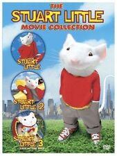 Stuart Little Movie Collection 0043396145412 With Sophia Paden DVD Region 1